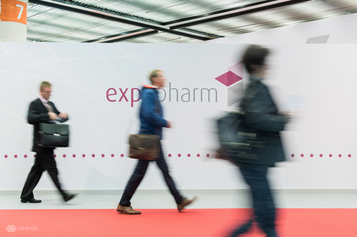 Meet Us at Expopharm 2018
